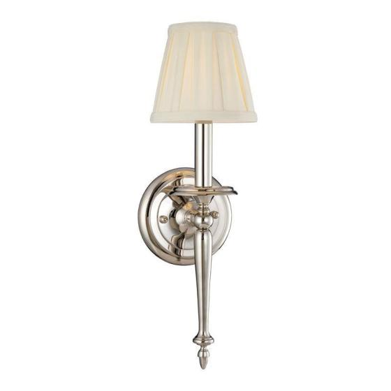 Hudson Valley Lighting 5201-pn Jefferson wall sconce