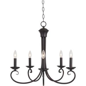 Maxim Lighting 70005OI 6 light Loft Chandelier