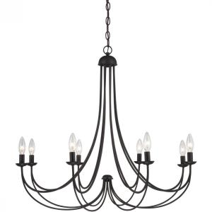 Quoizel Lighting MRN5008IB 8 Light Chandelier