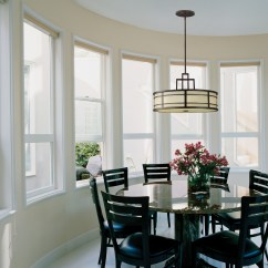 Lighting Above Kitchen Table Turquoise Decor Dining Room Ideas