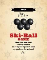 Ski-Ball