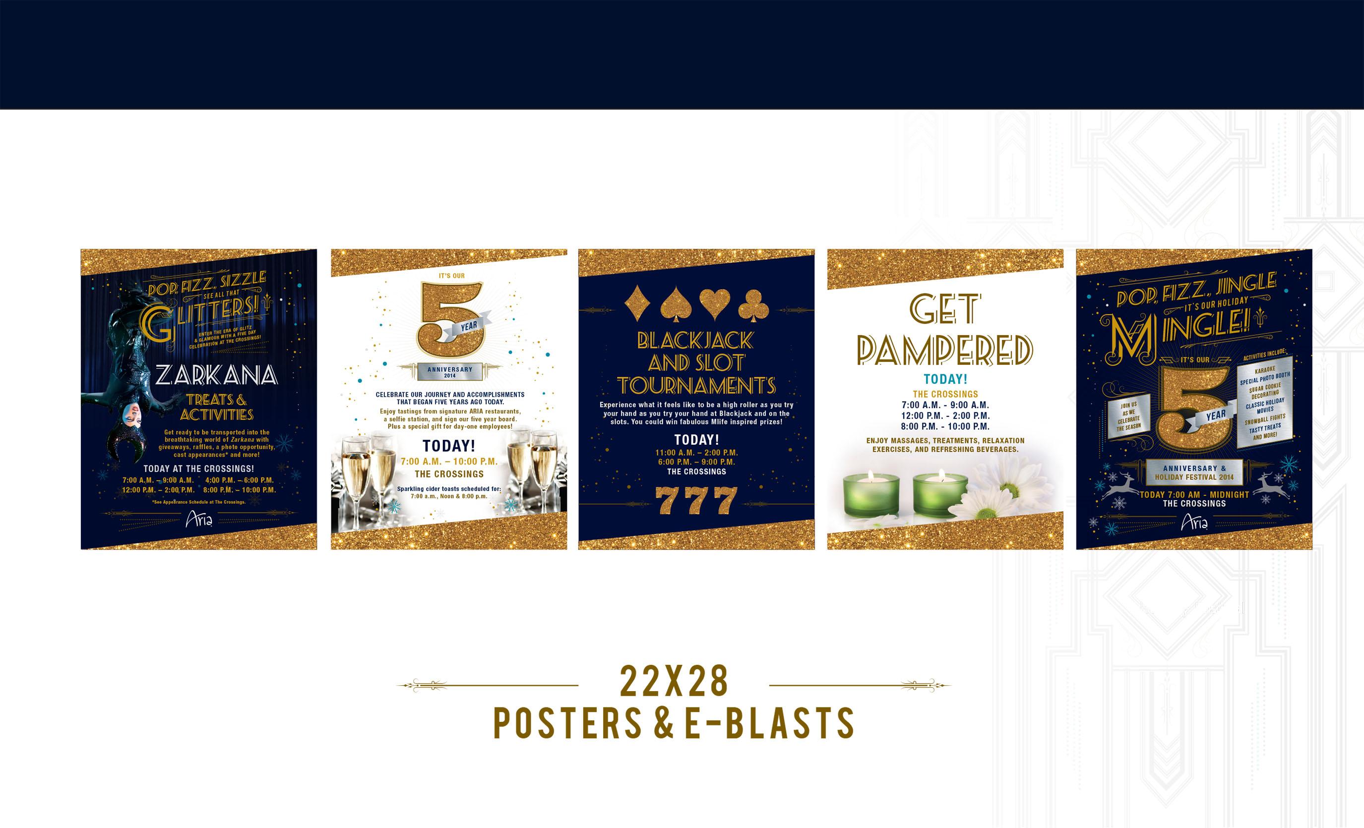 E-Blast & Posters