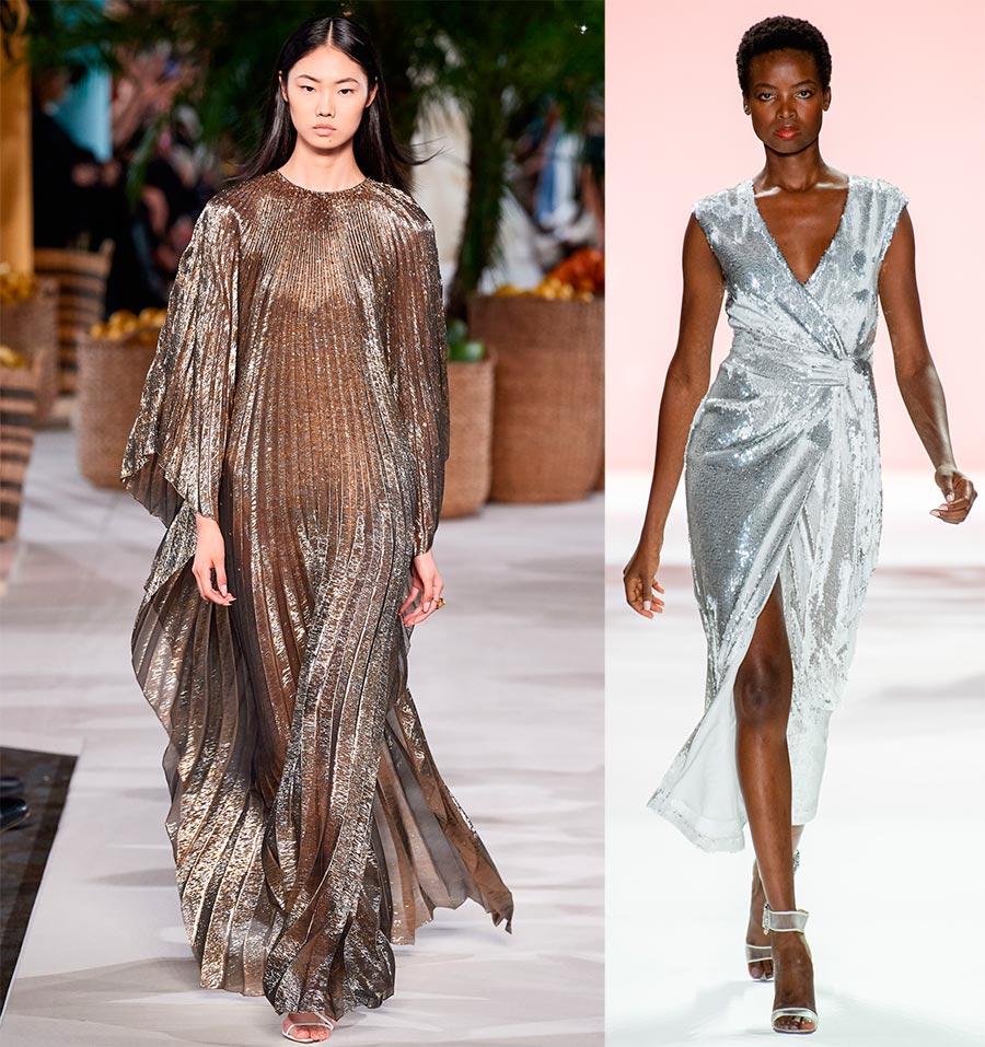Платья 2020 года