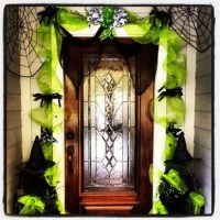 Halloween Decorating from the Dollar Stores