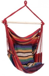 Amazon: Hanging Hammock Chairs for Father's Day