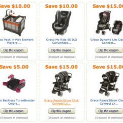 Graco High Chair Coupon Coleman Deck With Table Uk New Coupons On Amazon Has Released A Bunch Of Really Great