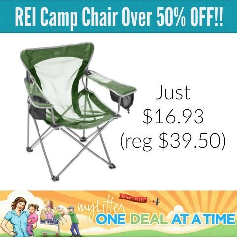 rei camp x chair toys r us nursing just 16 93 originally 39 50 mylitter one