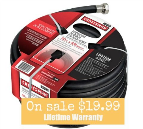 sears craftsman all rubber
