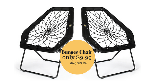 bungee chair weight limit cheap rolling chairs bunjo oversized hex only 9 99 reg 29 mylitter how cool is this perfect for college kids or a teens room at home dorm rooms plus right now with price drop