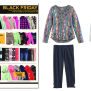 Kohls Black Friday Online Girls Top And Bottoms Only 4