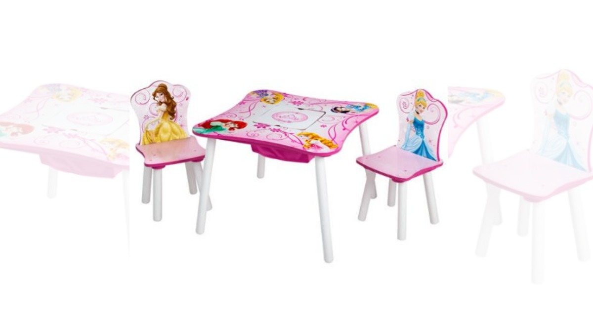 Disney Princess Table Set & SaveEnlarge  Disney Princess