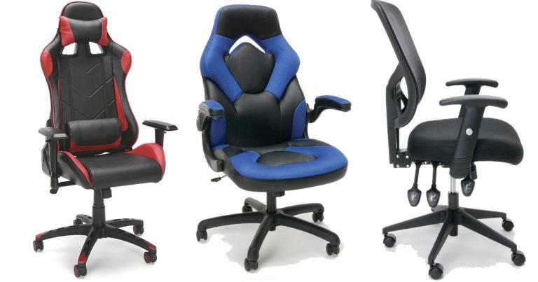 gaming chair amazon wrought iron dining chairs save up to 25 on ofm and mesh