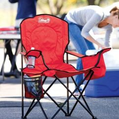 Coleman Cooler Quad Chair Target Caldwell Shooting Amazon Oversized With 18 27 Reg 35 Hurry To And Score Yourself A Nice Get The In Red For Just When You Automatically Save An