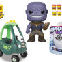 Amazon Toy Coupon Save 20 Off 100 In Best Selling Toys