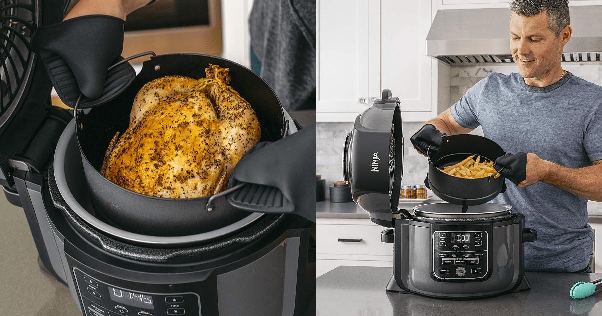 Ninja Foodi  HOT price on this Awesome Cooker at Kohls