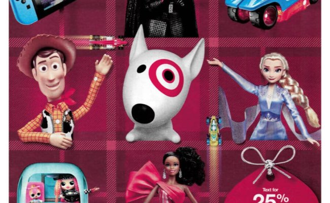 The 2019 Target Toy Book Is Here Mylitter One Deal At