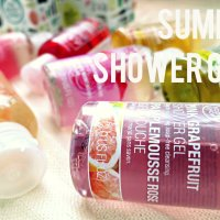 Refreshing Shower Gels from The Body Shop
