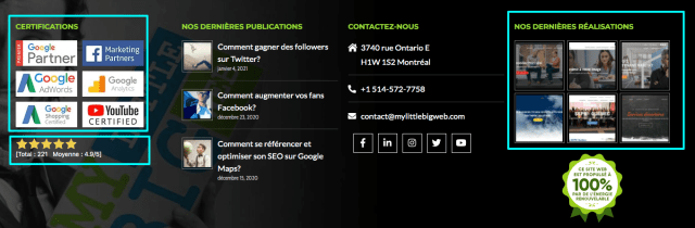 certifications pour choisir son agence SEO