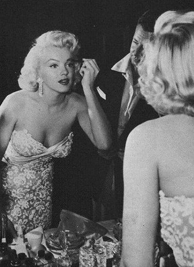 Marilyn Glamour Part Une My Little Boudoir