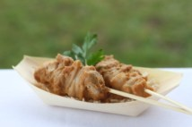 Chicken Satay Skewer