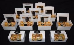 Savoury boxes