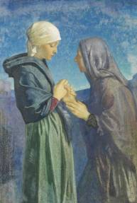 Mary-and-Elizabeth-by-Dorothy-Webster-Hawksley_art
