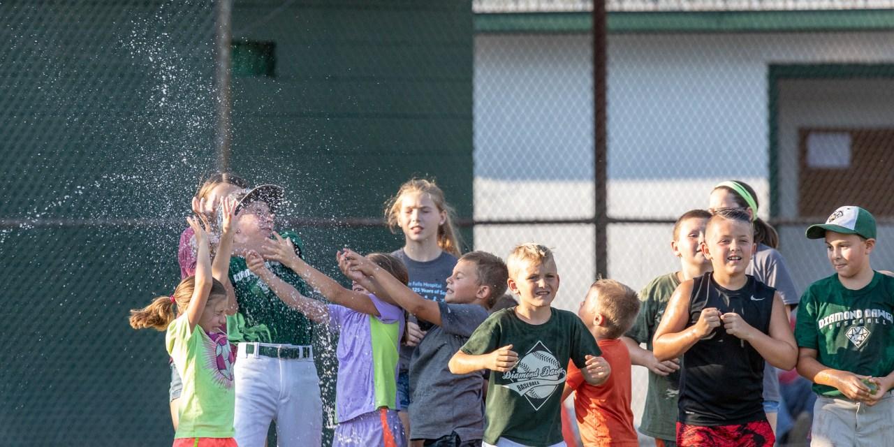 Watertown Slams Diamond Dawgs, but the Kids Still Have Fun!