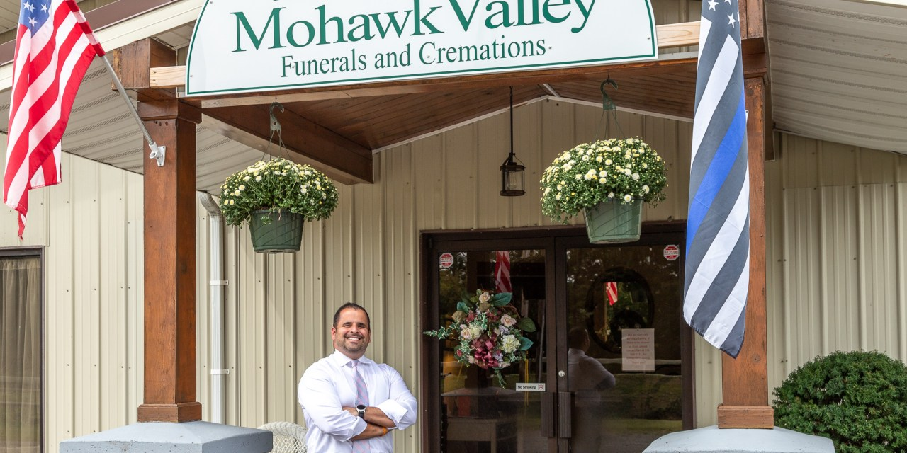 From Veterans to foreign exchange students, local funeral director stays active