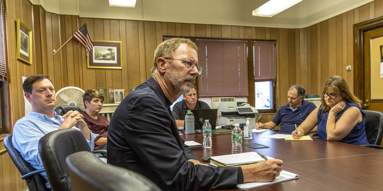 Planning Board votes Yes on Little Falls Draft Comprehensive Plan 2018