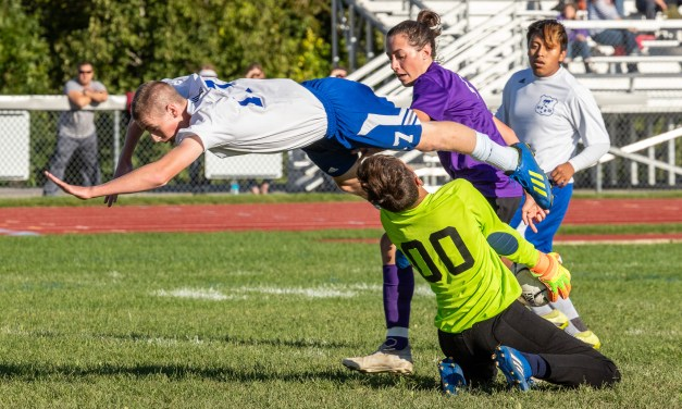 """""""It was ugly,"""" but Mounties get overtime win over Mount Markham"""