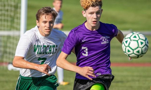 Boys Varsity Soccer Shut Out