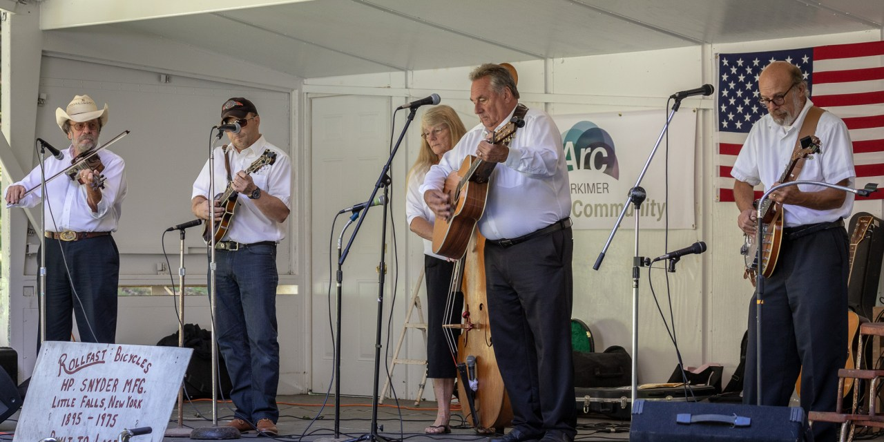 Overall, Bluegrass, Bikes & BBQ Festival a success