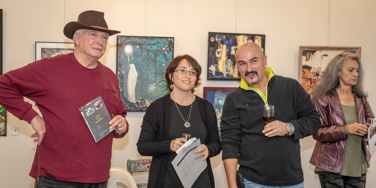 """Mohawk Valley Center for the Arts holds opening reception for """"The Dark Forest"""" exhibit"""