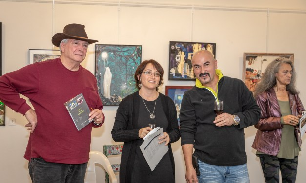 "Mohawk Valley Center for the Arts holds opening reception for ""The Dark Forest"" exhibit"