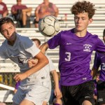 Boys varsity soccer team shut down by Frankfort-Schuyler
