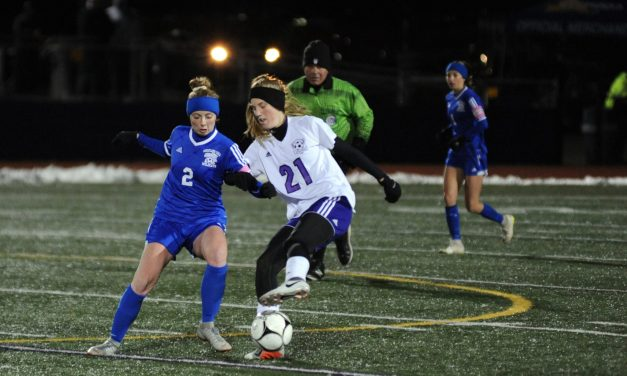 Girls soccer team heads to championship game
