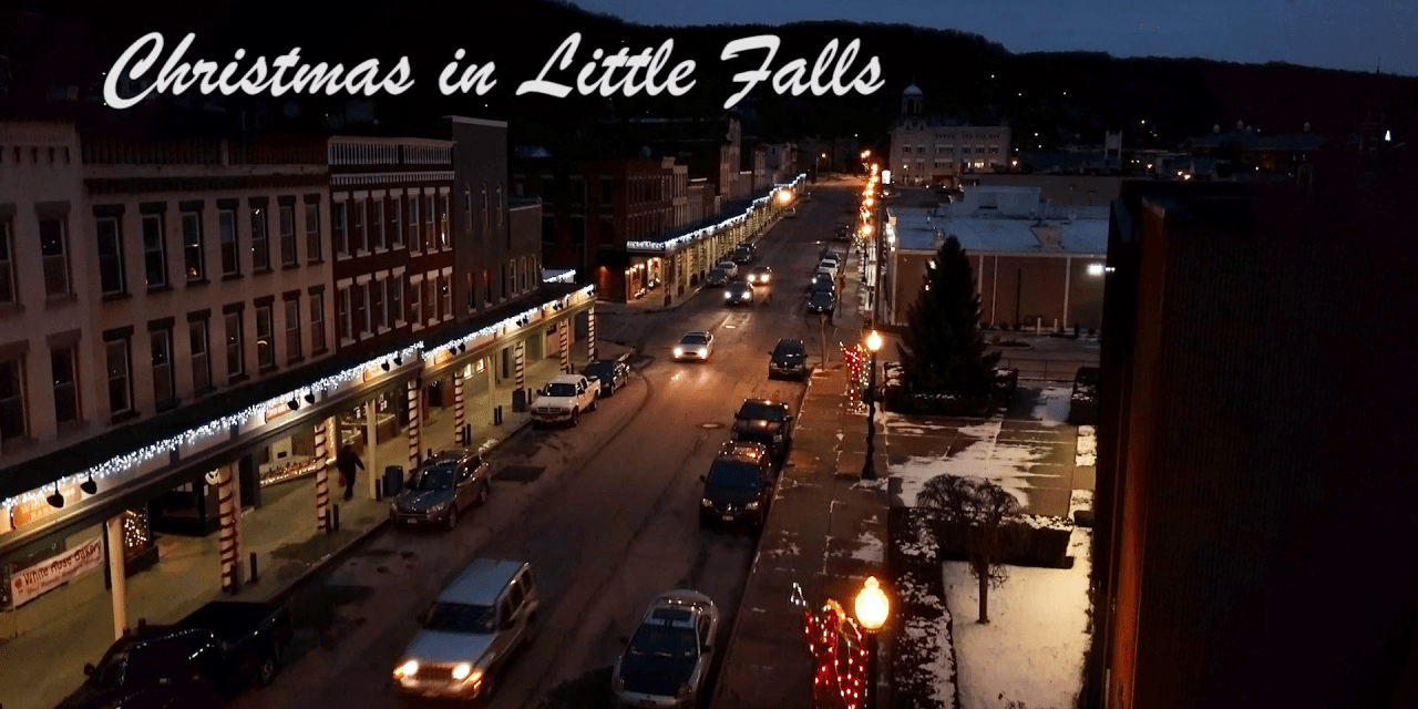 'Christmas in Little Falls' Returns Saturday, December 8
