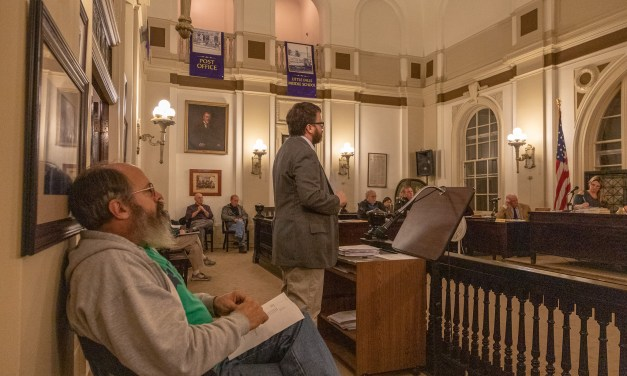 Three Public Hearings and a regularly scheduled Common Council meeting cap off election night activity