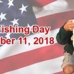 Enjoy A Day Of Free Fishing On November 11