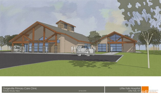Little Falls Hospital Anticipates Spring Groundbreaking for new Dolgeville Primary Care Clinic