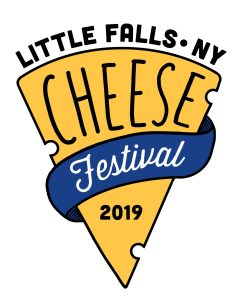 Little Falls Cheese Festival Logo