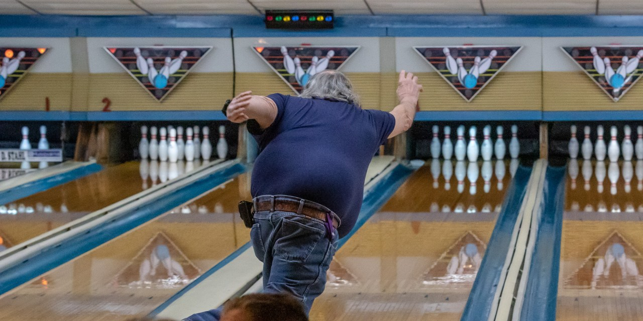 Friday Niters Bowling Scores 02/01/2019