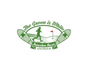 """""""The Green is White"""" Snowshoe Race"""