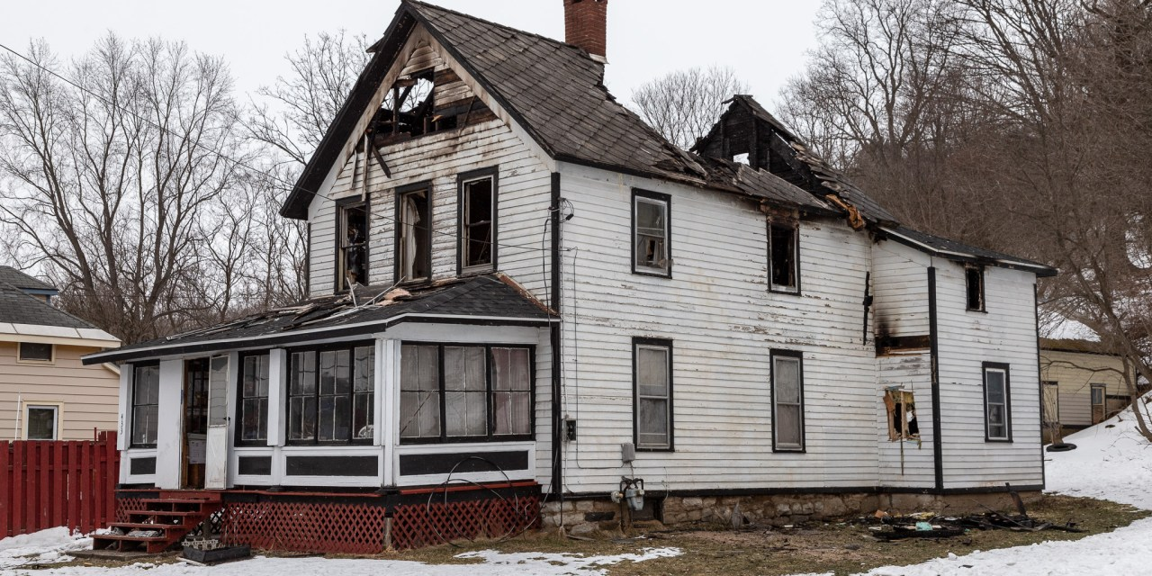Flint Ave structure a total loss from Sunday's fire (Updated)