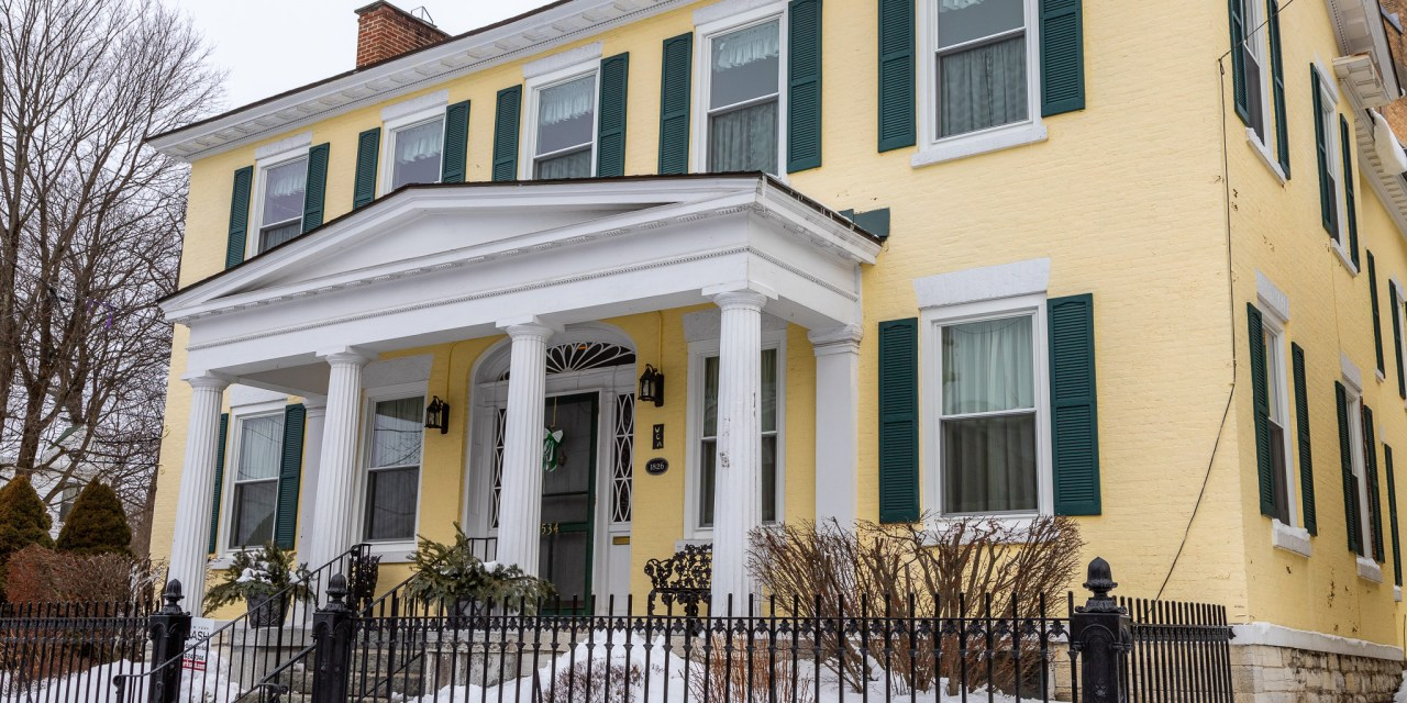 Preserve Our Past schedules Historic Holiday Home Tour