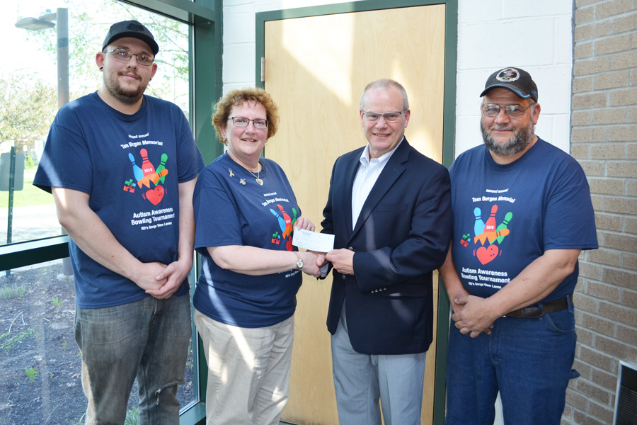 Tom Bergen Memorial Bowling Tournament to Benefit Arc Herkimer Autism Programs