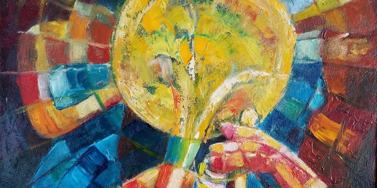 """Evolution"" – artwork by Oscar Stivala – opening reception May 10"