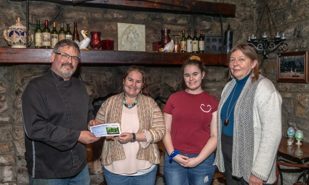 Beardslee Castle rewards restaurant week winner