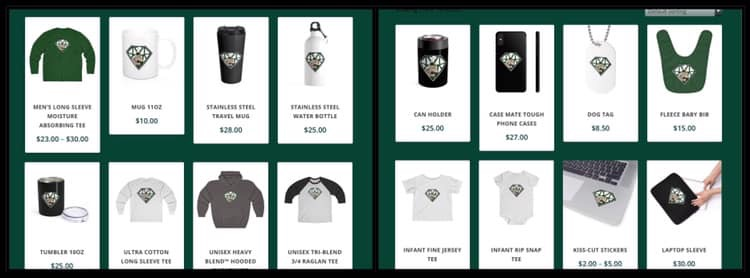 Mohawk Valley DiamondDawgs announce new online store
