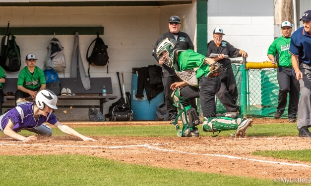 Mounties post 10-0 win over Herkimer